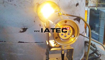 online pyrometer
