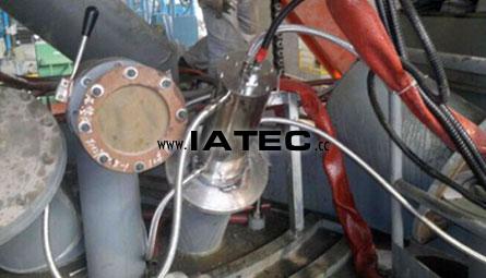 refining furnace camera