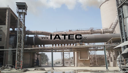 rotary kiln shell temperature scanner